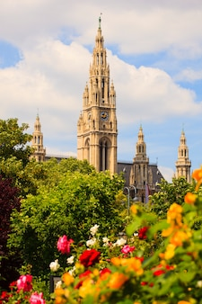 Bell tower of st. stephen's cathedral, vienna