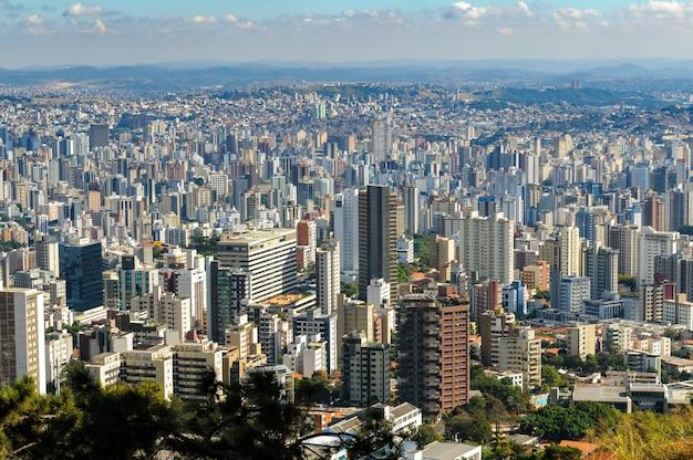 ベロオリゾンテミナスジェライスブラジル街の概観