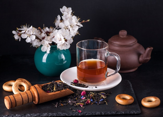 ベルガモット緑茶
