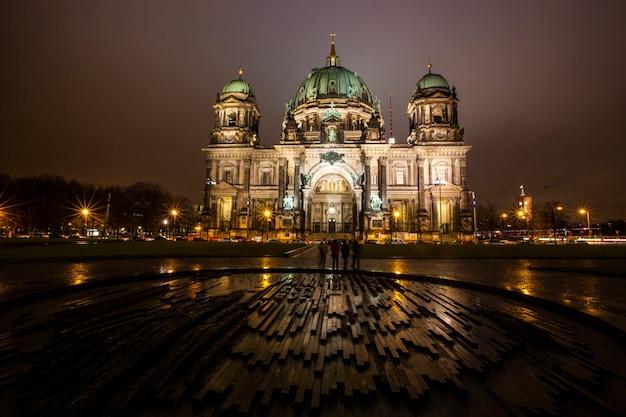 베를린 대성당, 베를린, 독일-이미지.