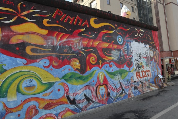 Историческое место берлинской стены, которое стоит посетить