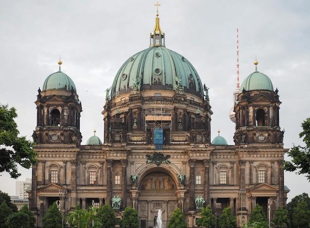 Berliner dom в берлине