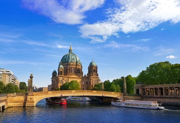 Берлинский кафедральный собор berliner dom германия