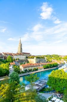 Bern, capital city of switzerland