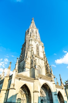 スイスのベルナーミュンスター大聖堂