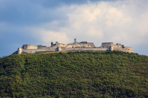 Besenello castle in trentino