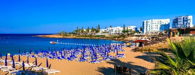 Лучшие пляжи острова кипр