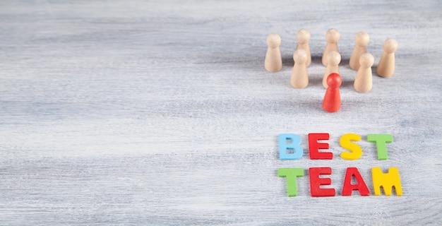 Best team concept. business. teamwork