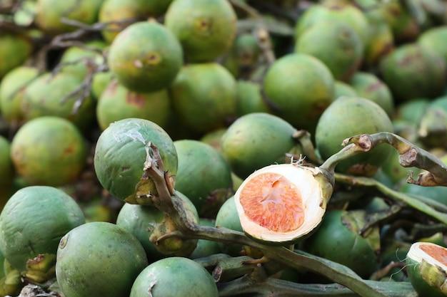 Betel nut at street food