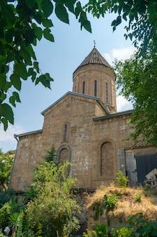 救い主のキリスト降誕のベトレミ上部教会、ベトレミライズ、トビリシ。ジョージア