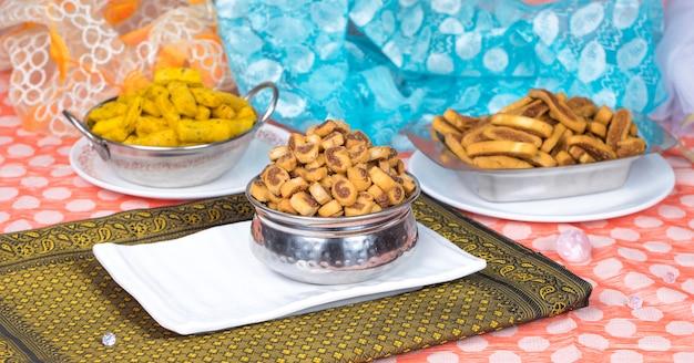 Bhakarwadi food