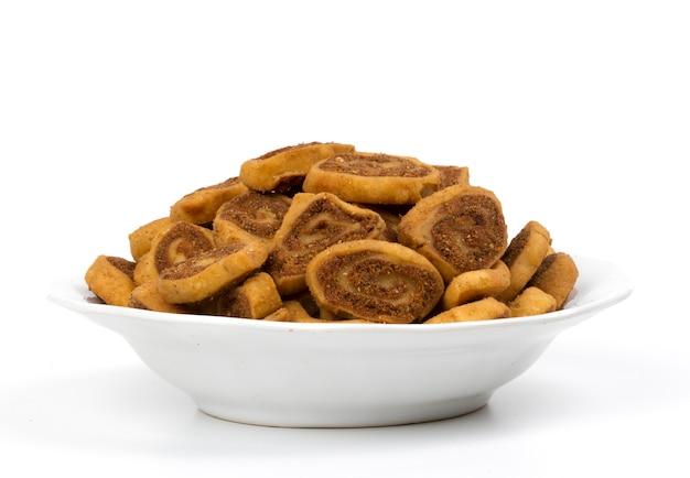 Bhakharwadi snack