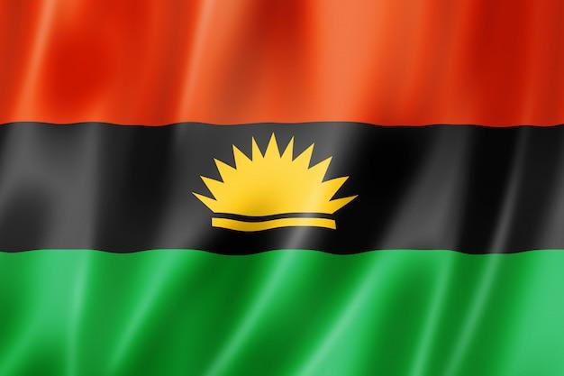 Biafra ethnic flag, africa