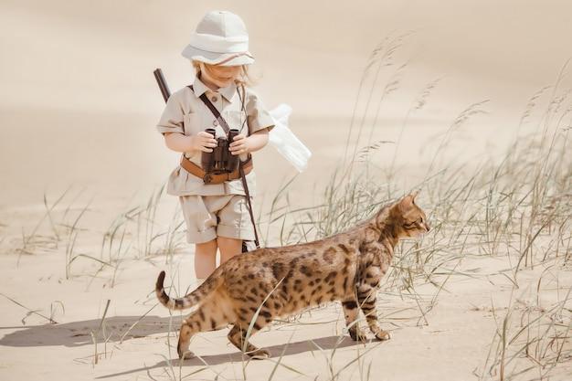 Большие приключения в пустыне