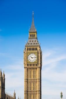 런던, 영국에서 빅 벤과 웨스트 민스터 성당
