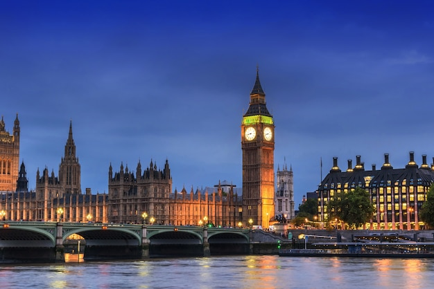 Big ben and house of parliament, london
