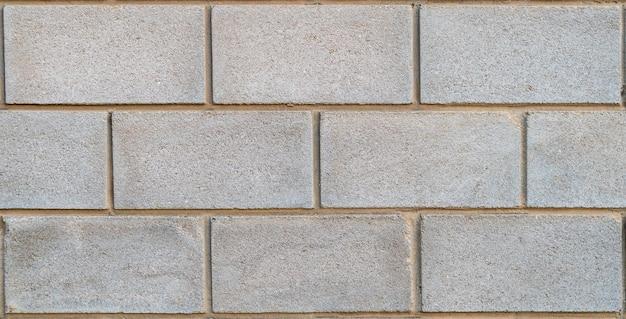 Big concrete brick wall texture