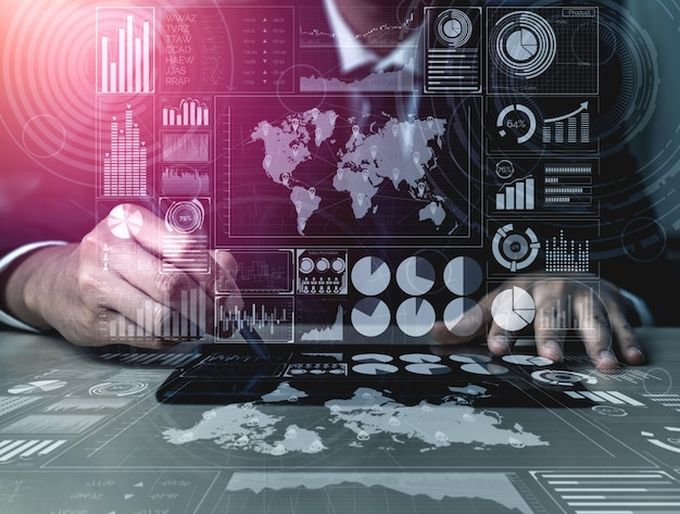 Big data technology for business finance analytic