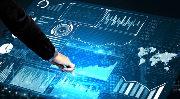 Big data technology for business finance
