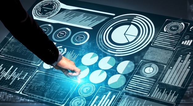 Big data technology for business finance