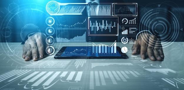Технология больших данных для аналитической концепции финансов бизнеса