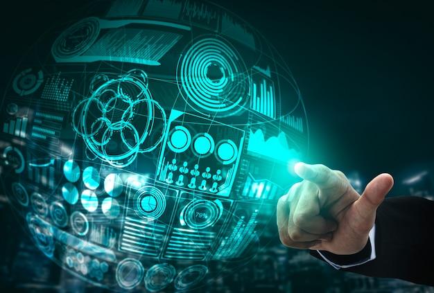 Технология больших данных для концепции финансирования бизнеса