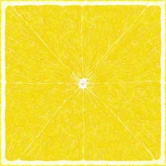 Big lemon texture background
