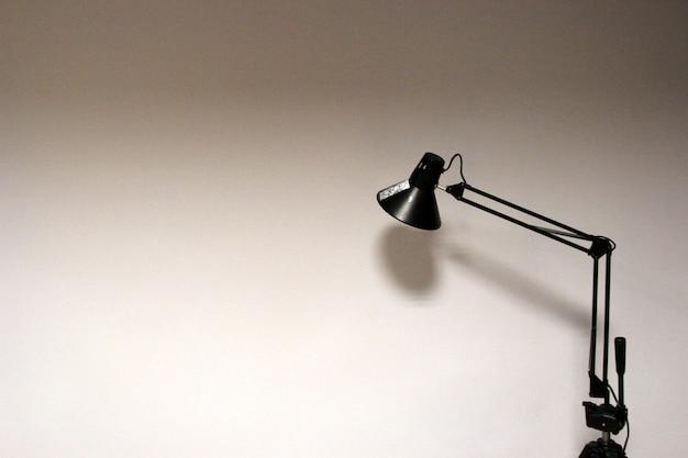 Big office lamp