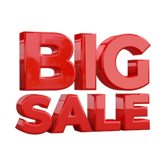 Big sale banner template design, big sale special promotion