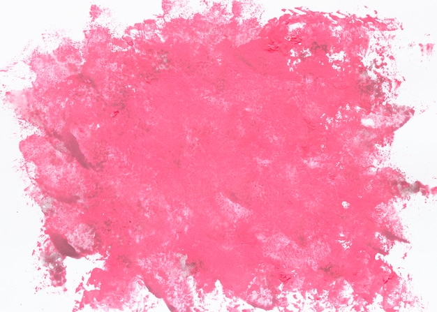 Big watercolor pink splash