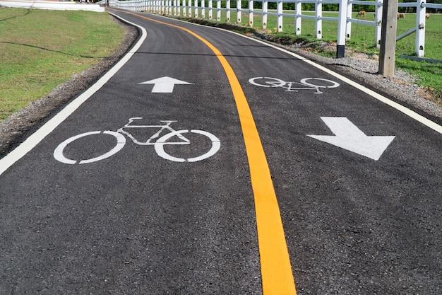 自転車専用車線