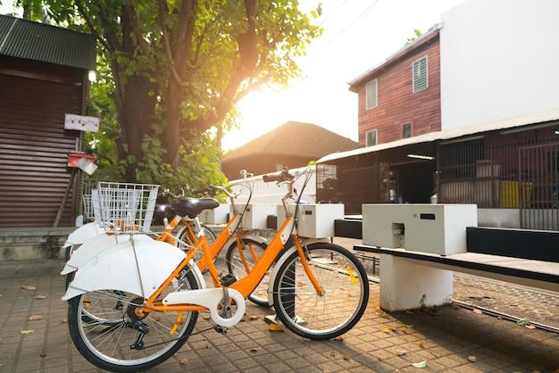 自転車レンタルチェンマイ