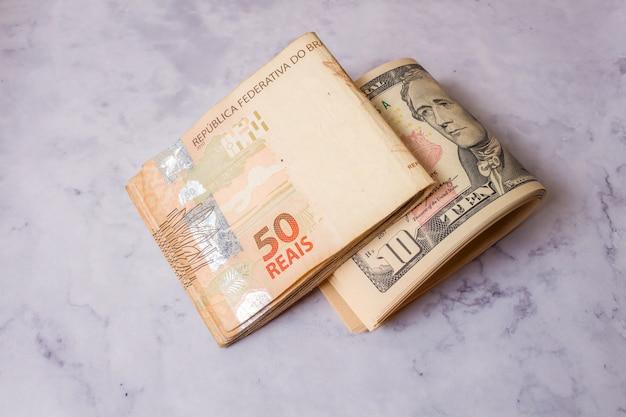 Векселя бразильской валюты