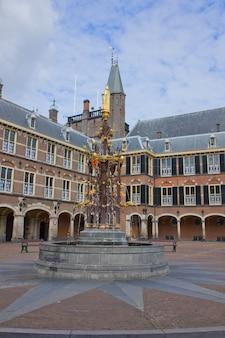 Binnenhof (dutch parliament), the hague (den haag), netherlands