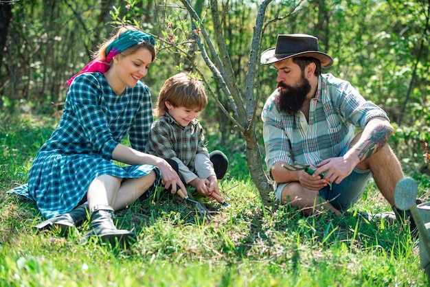 Bio food production concept country life i love our moments in the countryside portrait of wife and ...