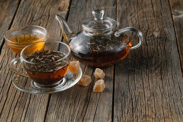 Bio herbal tea