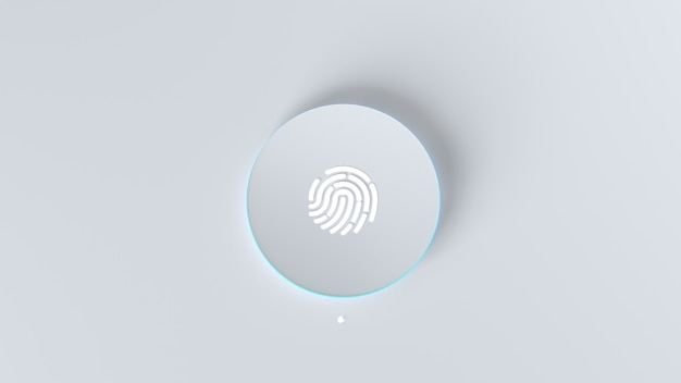 Biometric security concept