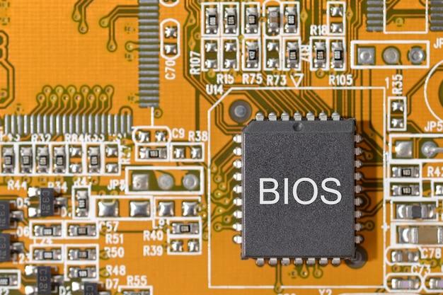 Bios component