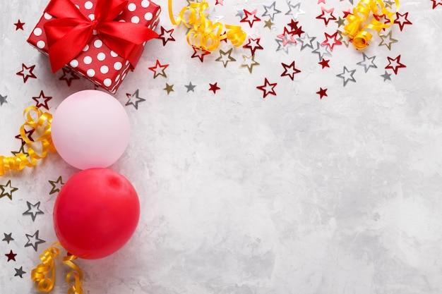 Birthdat or carnival background