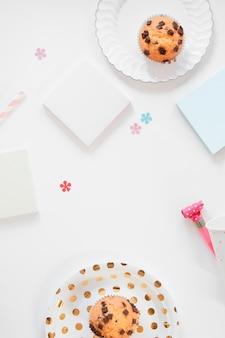 Birthday arrangement with delicious cookies