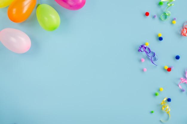 Birthday decoration and medical equipment
