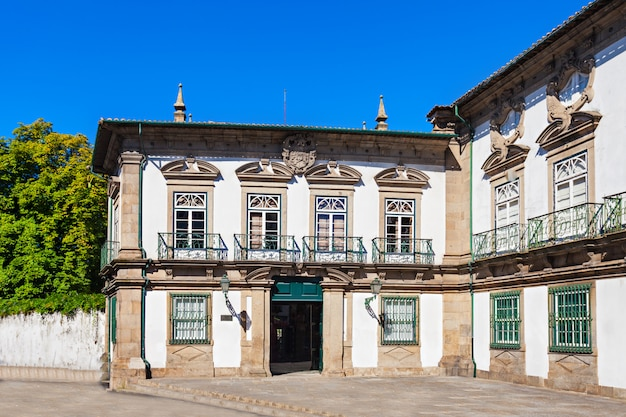 The biscainhos museum