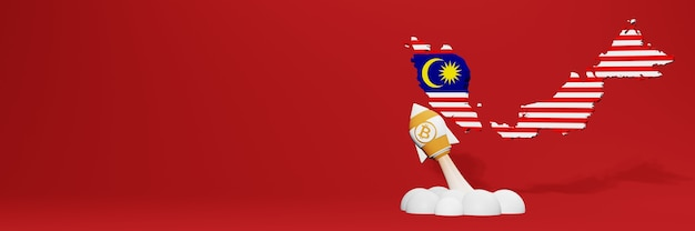 Bitcoin cash cryptocurrency rising chart in malaysia for website content
