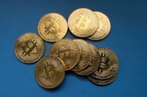 Биткойн-криптовалюта