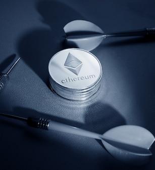Биткойн ethereum криптовалюта