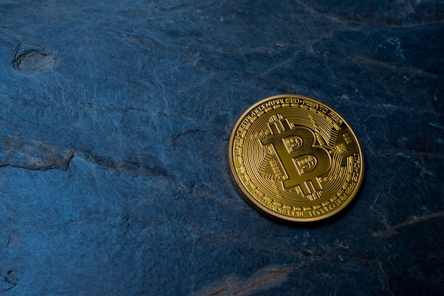 Bitcoin, gold bitcoin, new virtual money