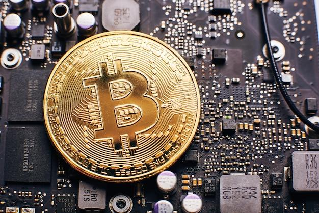 Bitcoin on a processor