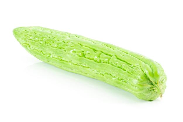 白のゴーヤ食品野菜