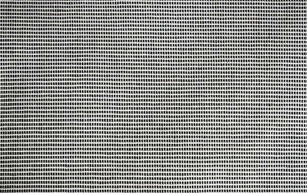 Черно-белая трикотажная текстура