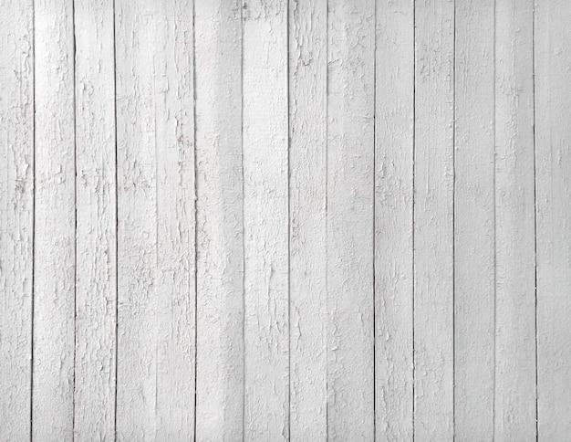 빈 나무 판자의 흑백 질감